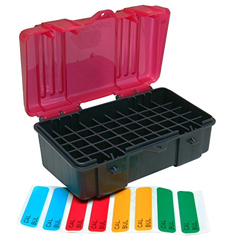 Plano 50 Count Handgun Ammo Case (for .357 and .38 Ammo)