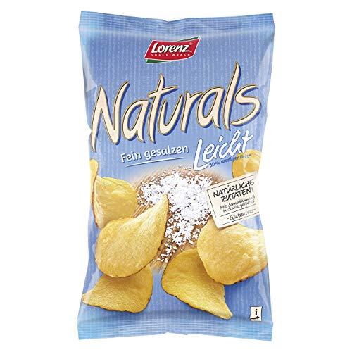 Lorenz Snack World Naturals Leicht Fein Gesalzen, 80g