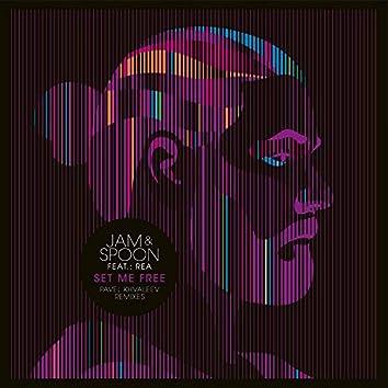Set Me Free (Empty Rooms) (Pavel Khvaleev Remixes)