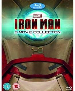 Iron Man 3 Movie Collection: (Iron Man / Iron Man 2 / Iron Man 3)