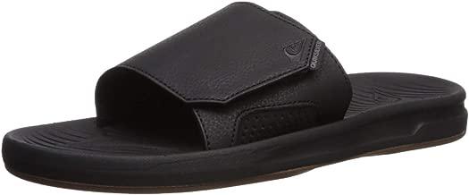 Quiksilver Men's Travel Oasis Slide Sandal