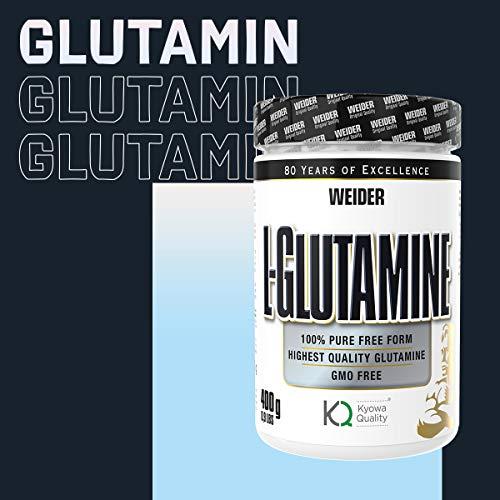 Weider L-Glutamine, 400 g - 3