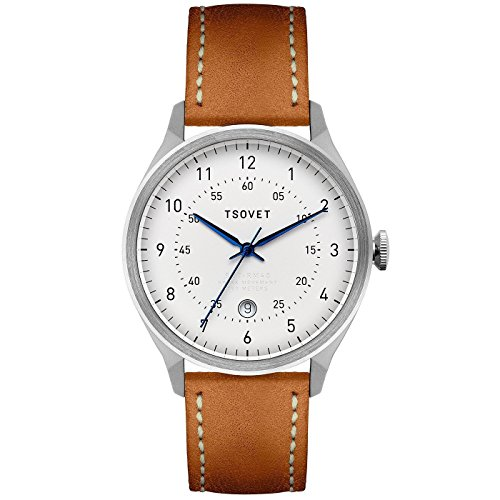 Tsovet Men's JPT-CC38 38MM Watch,...
