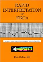 Rapid Interpretation ofEKG's (text only)6th (Sixth)edition by D.Dubin