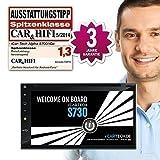 ICARTECH 7 Autoradio DVD Player für über 1.000 Fahrzeugmodelle Das bärenstarke Android 4.1 Radio mit GPS NavigationBluetoothWiFiMulti-Touch Display3G4G Vorbereitung für: TV (DVB-T) &...