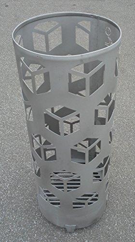 Feuersäule Feuerkorb CUBE rund Höhe: 103cm Durchmesser: 39cm
