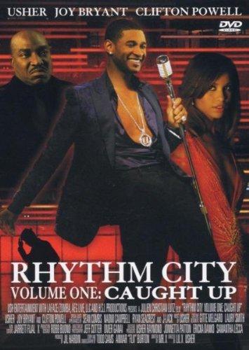 Usher - Rhythm City Volume One: Caught Up (+ Audio-CD-M) [2 DVDs]