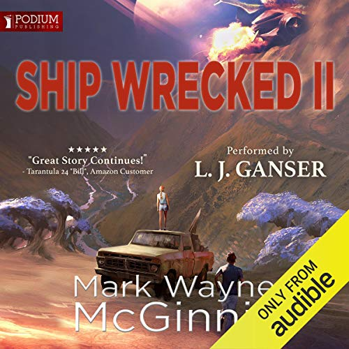 Couverture de Ship Wrecked II