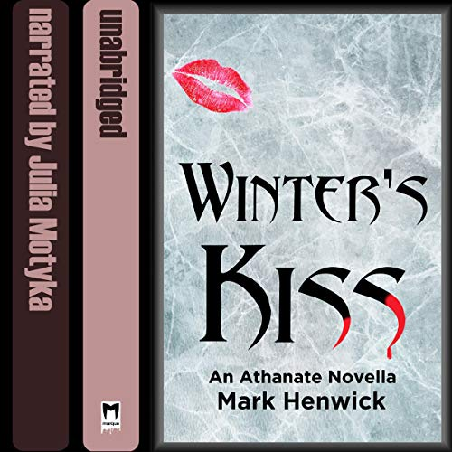 Winter's Kiss: An Athanate Novella cover art