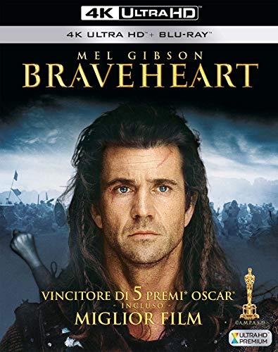 Braveheart (4K Ultra Hd + Blu-Ray)