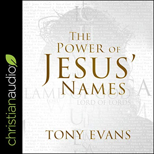 The Power of Jesus' Names cover art