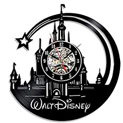 24 Unique Disney Gift Ideas featured by top US Disney blogger, Marcie and the Mouse: Disney wall clock