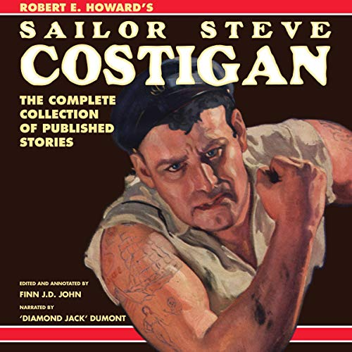 Page de couverture de Sailor Steve Costigan