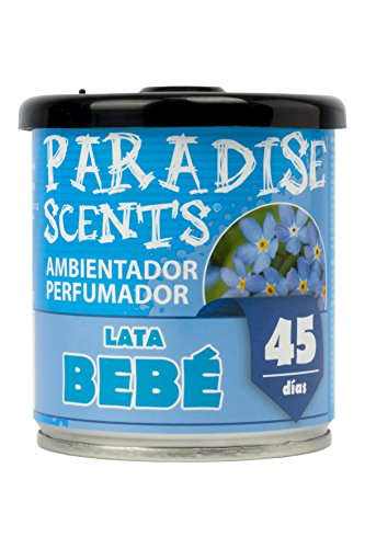 Paradise PER80133 Perfumador Lata Bebe