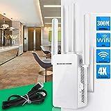 Immagine 1 auveach ripetitore wifi wireless 300