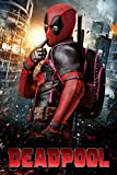 Póster de película Deadpool 3 – Mejor impresión artística de calidad para decoración de pared – Póster A1 (33/24 pulgadas) – (84/59 cm) – Papel fotográfico grueso brillante