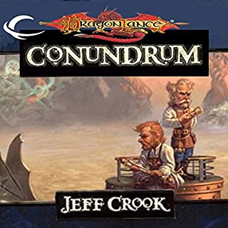 Conundrum cover art