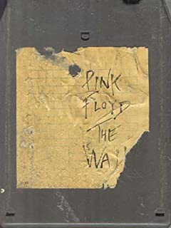 Pink Floyd: The Wall 8 track tape