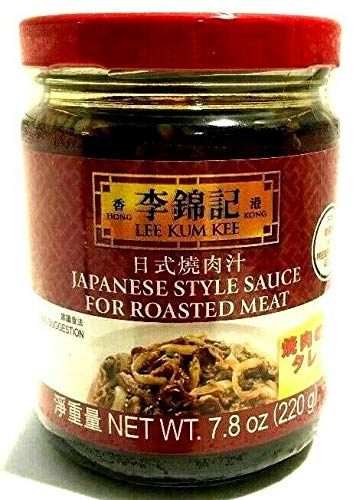 Lee Kum Kee Japanese Style Sauce For Roasted Meat 7.8 oz