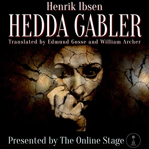 Hedda Gabler audiobook cover art