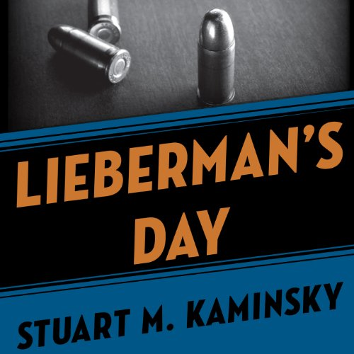 Lieberman's Day audiobook cover art