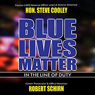 Blue Lives Matter: In the Line of Duty cover art
