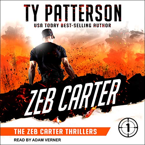 Zeb Carter cover art