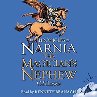 The Magician's Nephew: The Chronicles of Narnia, Book 6 cover art