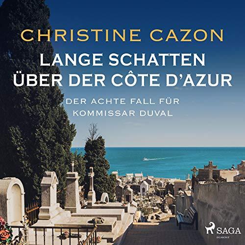 Lange Schatten über der Côte d'Azur Titelbild