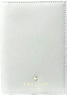 Mikas Pond Passport Holder in Saffiano Leather