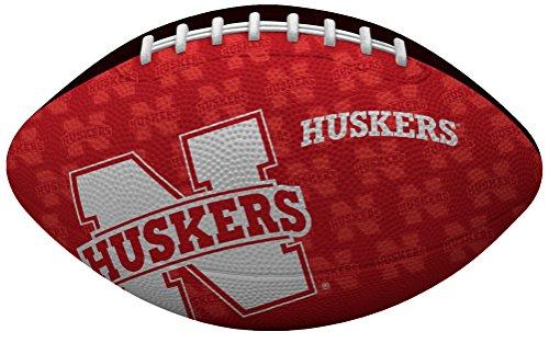 NCAA Gridiron Junior-Size Youth Football, Nebraska Cornhuskers