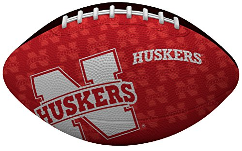 NCAA Gridiron Junior-Size Youth Football, Nebraska Cornhuskers