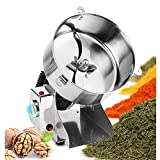 FREEDOH 2500gram Electric Grain Mills Grinder 32000 RPM Grain Grinder Stainless Steel Ultra Grinder Machine for Kitchen Herb Spice Pepper Coffee Corn Seeds Grinder Great 110V