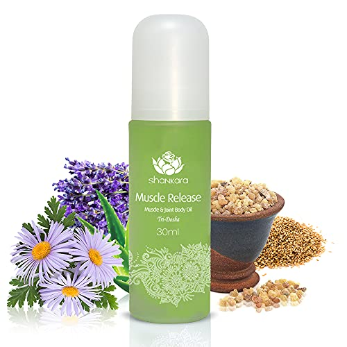 Body Massage Oil for Sore Muscles - Muscle Release Pain...