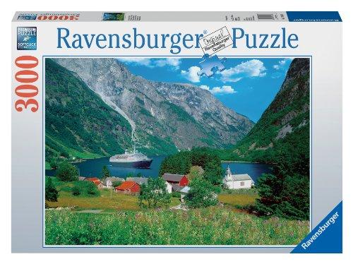 Ravensburger 17041 Fascinante Noruega - Puzzle (3000 Piezas)