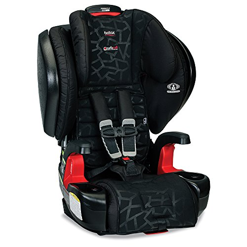 Britax Pinnacle ClickTight G1.1 Harness-2-Booster Car Seat - 3 Layer Impact Protection - 25 to 120 pounds, Mosaic