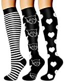 Laite Hebe Compression Socks For Women,(3 Pairs)...