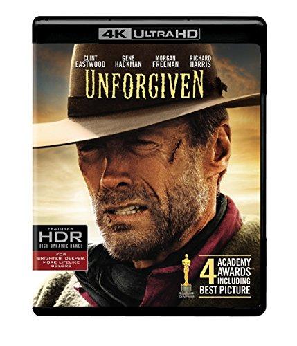 Unforgiven (1992) (4K Ultra HD) [Blu-ray]