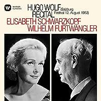Hugo Wolf Recital (Salzburg Festival 12. August 1953)