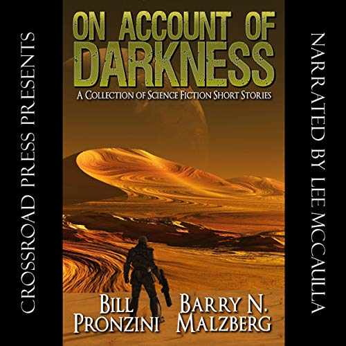 On Account of Darkness and Other Stories Titelbild