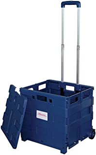 collapsible cart office depot