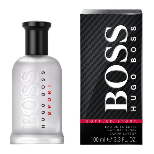 Hugo Boss Bottled Sport homme/ men Eau de Toilette Vaporisateur/ Spray, 100 ml, 1er Pack, (1x 1 Stück)