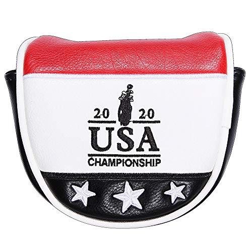 Shabier Golfschlägel Putter Magnetverschluss für Callaway, Ping, Taylormade, Cobra, e