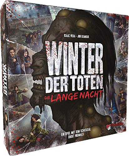 Plaid Hat Games PHGD0011 Winter der Toten-Die Lange Nacht