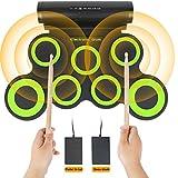 Juego de batería electrónica, juguetes educativos para el desarrollo...