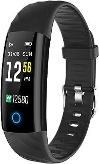 9ace8c71ff80 ELEGIANT Pulsera de Actividad Reloj Inteligente Deportivo IP68 Hombre Mujer  con Monitor de Ritmo Cardíaco Sueño