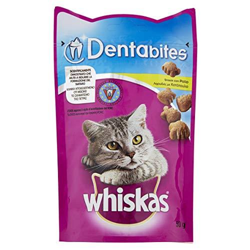 Dentabites Snack con Pollo - 6 x 50 g