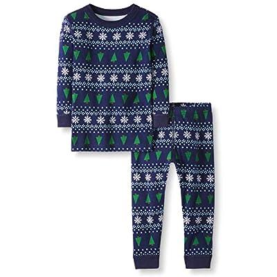 moon and back pajamas