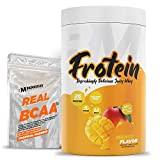 Bigmuscles Nutrition Frotein 26g Refreshing Mango Flavored Hydrolysed Whey Protein Isolate[30 Servings, 1
