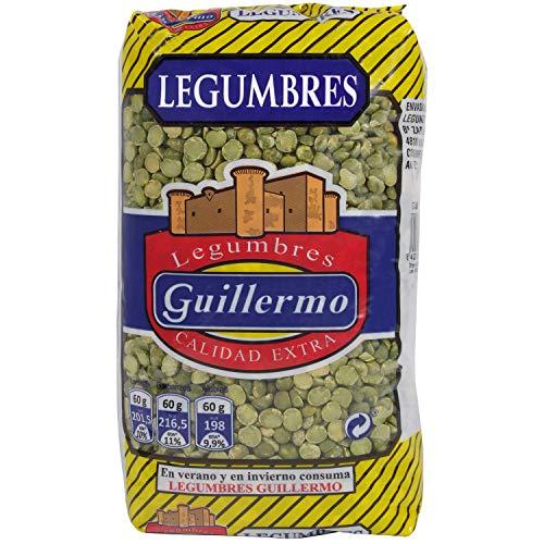 Guillermo Guisantes Pelados Legumbres Calidad Extra 1000 g